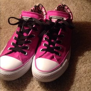 Pink Converse All Star Sneaker Womens 7